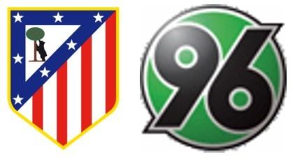 Flugreise Atletico Madrid - Hannover 96 am 28.03.2012
