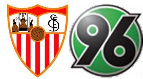 Flugreise FC Sevilla - Hannover 96 am 25.08.2011